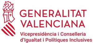 Logo Vicepresidencia i Conselleria d' Igualtat i Polítiques Inclusives