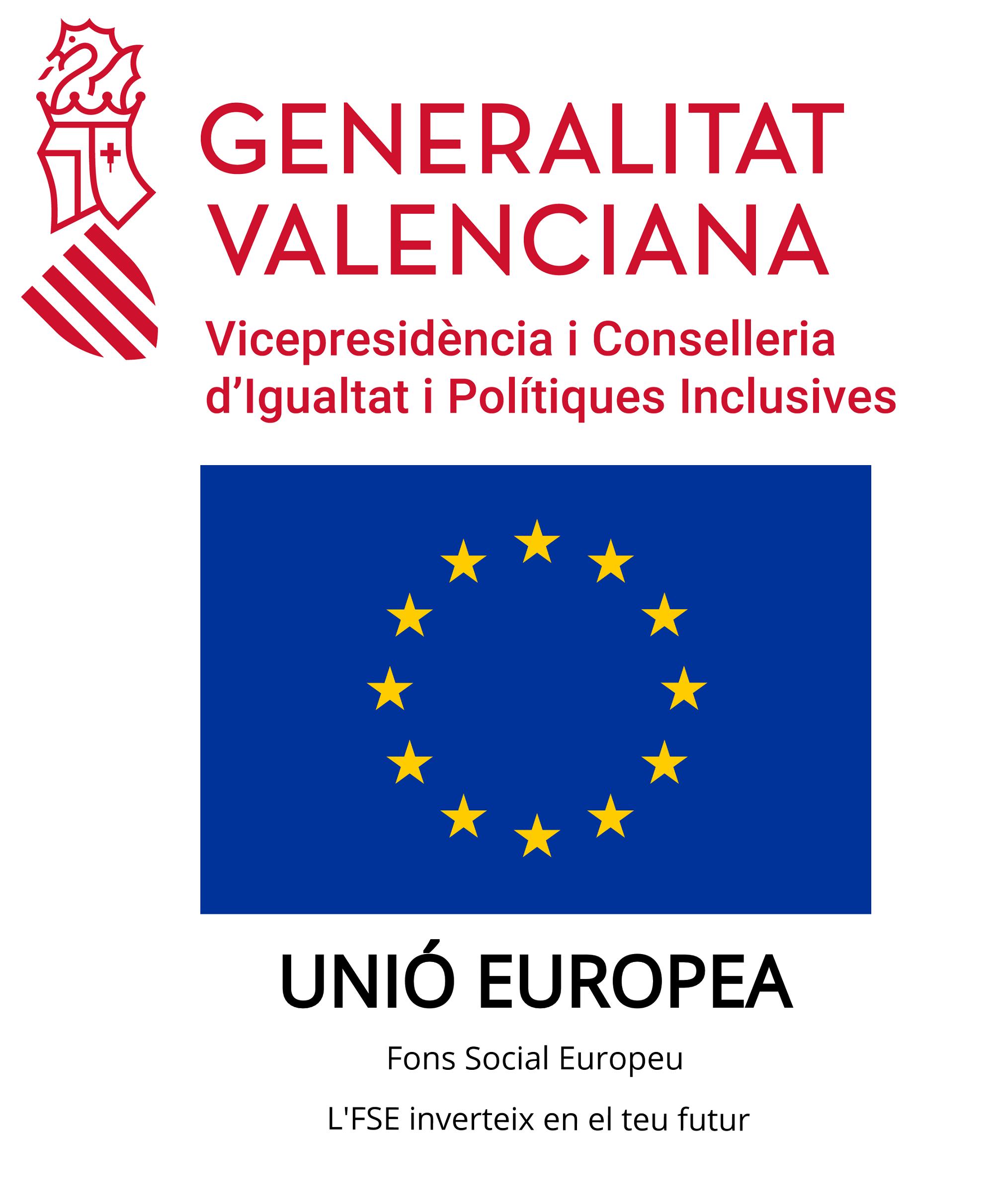 Logo CIPI y UE val